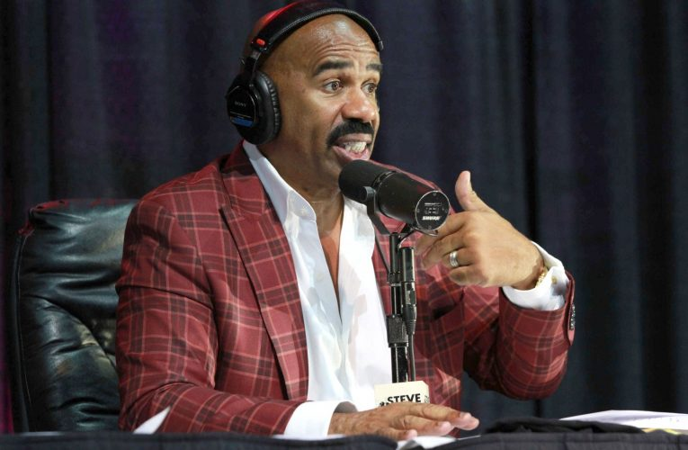 Steve Harvey TV Show Cancelled After Preaching Rich People Don't Get Sleep